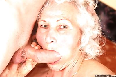 Horn granny Dillon loves to..