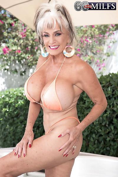 Big titted nan Sally DAngelo..