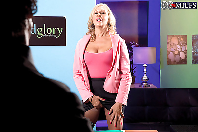 Horny old woman Bethany..