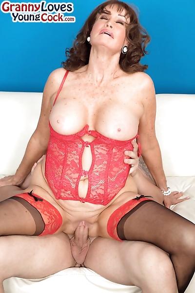 Sexy nan Jacqueline Jolie..