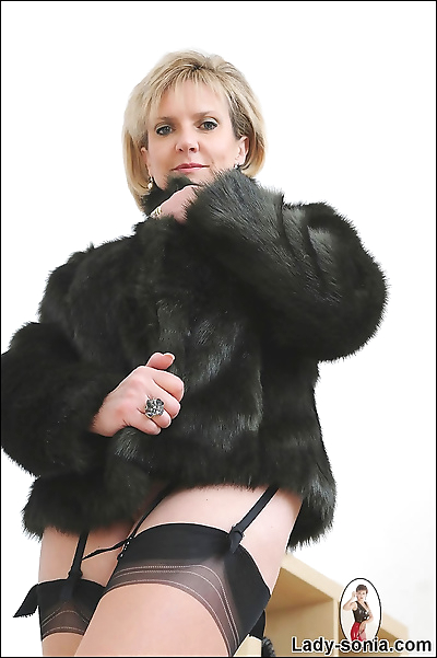 Fur and nylons british..