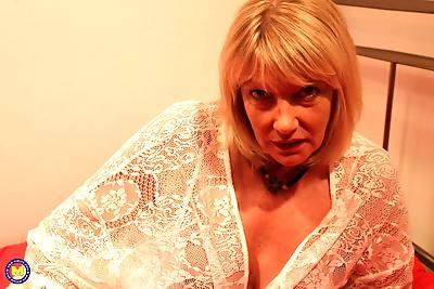 Naughty british housewife..