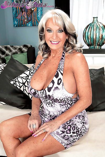Big titted mature babe sally..