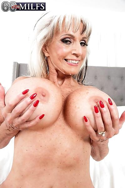 Hot older lady sally dangelo..