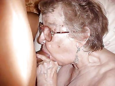 Nasty grannies making fun -..