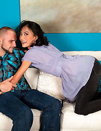 Asian mom sahara blue gets her hairy pussy licked - part 2489