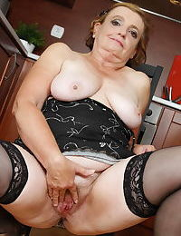 This housewife loves to get dirty in her kitchen - part 3433