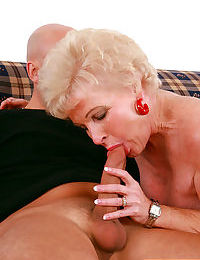 Mrs jewell seduces some dude half her age - part 3189