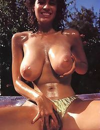Vintage pornstar christy canyon fucking in retro lesbo action - part 4521