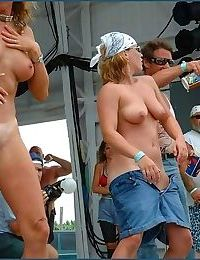 Dirty amateur wives fucked and exposed in public - part 514